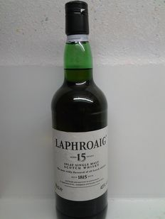 Laphroaig 15 Year old (Old Bottling)