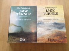 Martin Butlin & Evelyn Joll - The Paintings of J.M.W. Turner - 1984