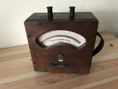 Weston Instrument Co Berlin, ampere-meter - early 1888