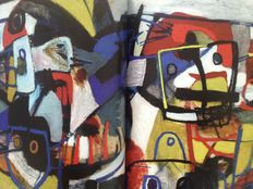 Karel Appel; Lot with 9 publications - 1962 / 2007