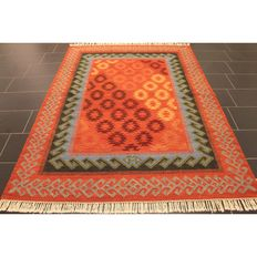 Beautiful Oriental carpet – Gabbeh Kilim carpet – 240 x 170 cm – end of the 20th century