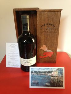 Tobermory  Limited Edition 15 Year Old Single Malt Scotch Whisky