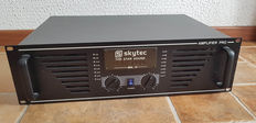 "Skytec 19"" PA amplifier AMP-2000 Black"