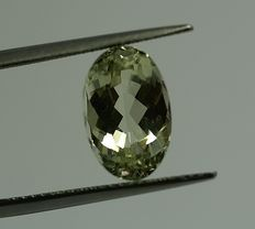 Heliodor, greenish-yellow - 3,57 ct
