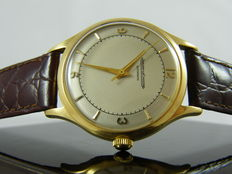 Jeger-LeCoultre gold pr.0.750 - Men's watch