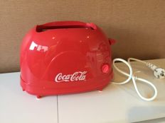 Coca Cola toaster +/-2010, new in box, never been used