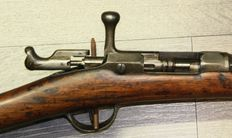 Fusil modèle 1866  Chassepot 1866 Military Rifle