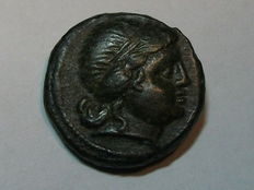 Ancient Greece - Thrace - Messembria - Unit Ae (c. 250–175 BC).