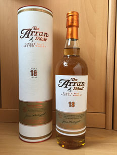 Arran 18 years old, bottled 2015