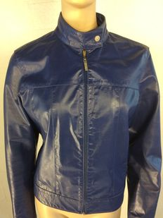 Versace Jeans Couture – Leather biker jacket
