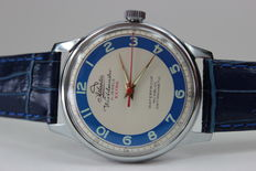 Atlantic - Worldmaster Extra mechanical Swiss men's watch - early 1950s
