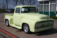 Ford - F100 - 1956