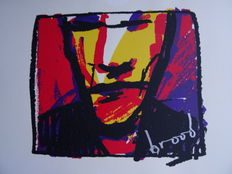 Herman Brood - Woedend Licht - 2000