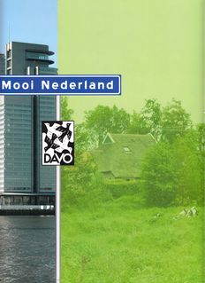 "The Netherlands 1964/2008 – Collection ""Mooi Nederland"" (Beautiful Netherlands) and stamp booklets in albums."
