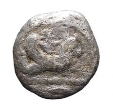 Greek Antiquity - Phoenicia. Tyre. ca 400-332 BC. AR Double Shekel.