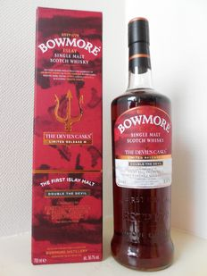 Bowmore The Devil's Cask III    (Double the Devil)