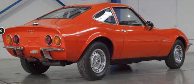 Cars That Start With A C >> Opel GT 1900 - 1970 - Catawiki