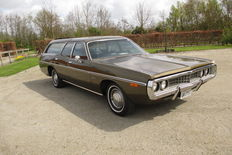 Dodge - Coronet Wagon - 1972