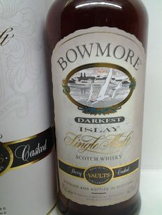 Bowmore - Darkest Sherry Casked (old bottling)