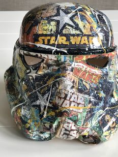 Thierry Auger - Star Wars Vintage Don Post Helmet