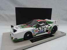 "Top Margues - Scale 1/18 - Lancia Beta Montecarlo Giro d""Italia Alitalia 1979 #576 - Colour: Green/White/Red"