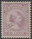 Check out our The Netherlands 1891 - Princess Wilhelmina 'Hair worn down' - NVPH 42, with certificate