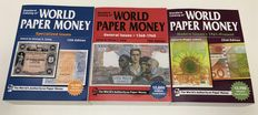Literature - Krause World Paper Money Catalogue 1368-1960 1961 - Present and Specialized