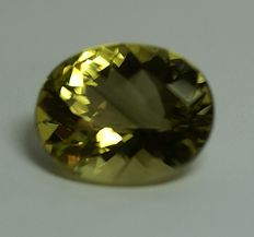 Citrine - 15,61 ct - No Reserve Price