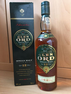 Glen Ord 12 years old
