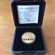The Netherlands - Double gold ducat 2002 - gold