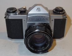 Asahi Pentax SV - single-lens reflex - early 1960s