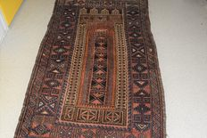 Magnificent Baluch - approx: 160 x 90 cm NO RESERVE, BIDDING STARTS AT €1.