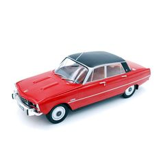 MCG - Scale 1/18 - Rover 3500 V8 1974 - Red