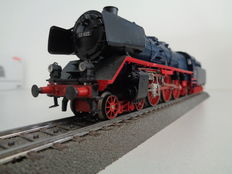 Märklin H0 - Uit set 29845 - Steam loc with  tender BR 03 of DB