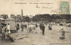142X France-various locations and points of interest-1900/1940