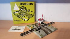 Märklin H0 - 7192 - Electric railroad crossing for M-rails
