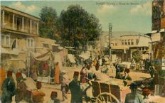 Lebanon - Lot of 50 postcards - Damascus, Beirut, Telbisse...