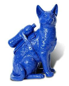 William Sweetlove - Cloned Blue Cat