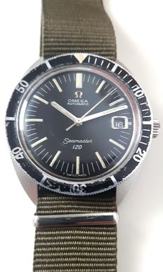 Omega Seamaster 120 Date – 166.027 men´s wristwatch - around 1966