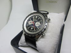 "Breitling ""Chronomatic'  Chronograph Certified Chronometer - Ref: A41360 - Mens Wristwatch - Dated 2005"