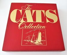The Cats, 12LP boxset, 1984, with booklet