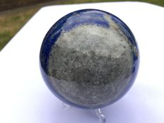 Large, polished Lapis Lazuli - 90mm - 1448gm