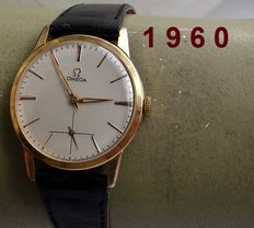 Omega dresswatch – men's watch – 1960 + warranty