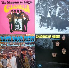 US Beat / Punk - The Shadows Of Knight - Lot of 4 albums (Sundazed / Atlantic / Super K 1966-1968) - US and German press