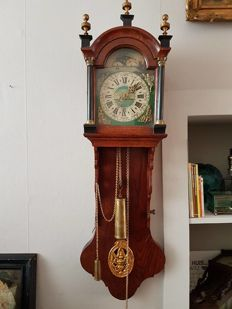 Frisian clock - 2nd half of the 20th century