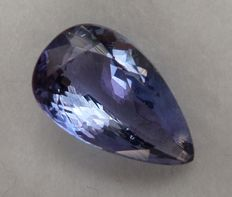 Tanzanite – 2.29 ct – No Reserve Price
