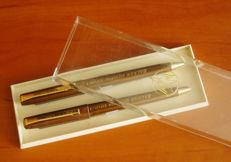 Jolly Joker Italy pen & pencil Balkan airlines set box