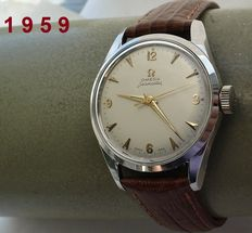 Omega Seamaster - Oversized men's watch - 1959 + warranty