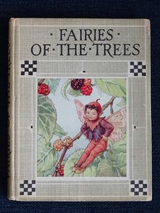 Cicely Mary Barker - Fairies of the Trees - 1940