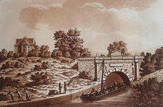 Samuel Ireland - Picturesque views on the river Thames - 1801